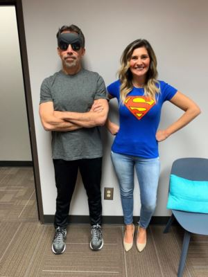 Your Afternoon Show Superheroes!